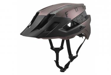 Fox Flux Helmet Solid Black