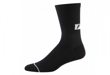 Fox 8 Trail Mid-high Sock Black