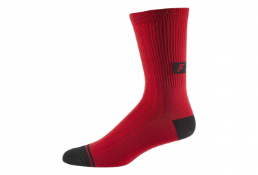 Fox 8 Trail Mid-high Sock Cardinal