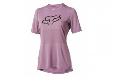Fox Women Ranger Short Sleevers Jersey Pink