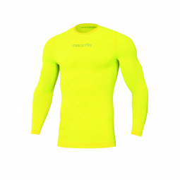 Maillot de compression manches longues macron performance 3xs