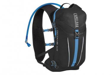 Camelbak BackPack Octane 10 + Water Bottle 2L Black Blue