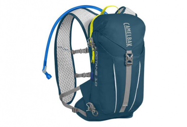 Camelbak BackPack Octane 10 + Borraccia 2L Blu Grigio