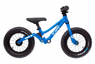 "12 '' SCAMP MiniFox 12 ""Hanging Balance Bike Blue"