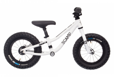 12 '' Scamp MiniFox 12 Balance Bike White