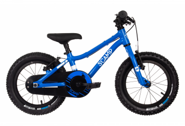 Scamp SmallFox 14 Kids Bike 14'' Bleu