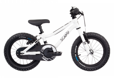 Scamp SmallFox 14 Kids Bike 14'' Blanc