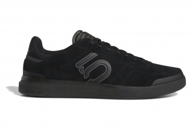 Pair of Fiveten Sleuth DLX Shoes Black