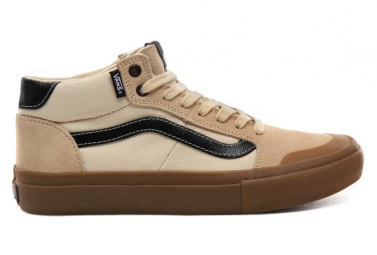 Vans Shoes Style 112 Mid Pro Ty Grey / Gum