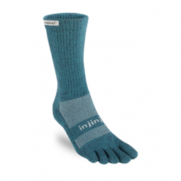 Chaussettes INJINJI - TRAIL MIDWEIGHT CREW SPACE