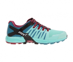 Image of Chaussures inov 8 femme roclite 305 turquoise rouge noir 42