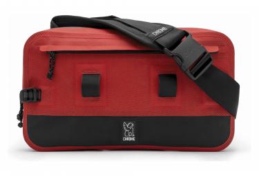 Chrome Sling Bag Urban Ex Red / Black