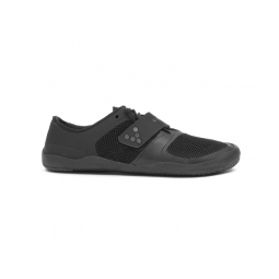 Image of Chaussures vivobarefoot motus ii noir homme 45