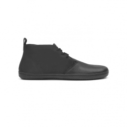 Image of Chaussures vivobarefoot gobi ii wh cuir noir homme 41
