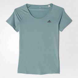 Image of Tshirt adidas running femme performance xs xs