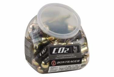 CO2 Cartridges Bontrager Filet es 30x16g