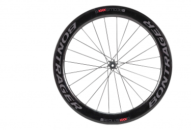 Bontrager Front Wheel Aeolus XXX6 Tubular Disc | 12x100 mm | 2019