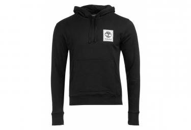 Sweat à Capuche Timberland YCC Hoody Stack Logo Noir