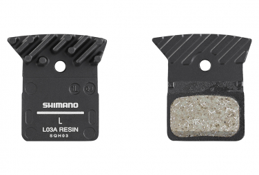 Pair of Shimano R sine L03A brake pads