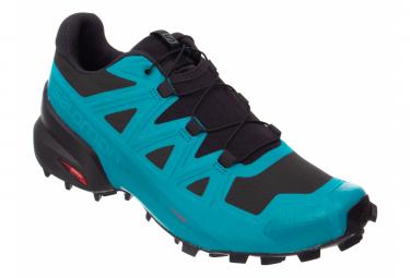 Zapatillas Salomon Speedcross 5 para Hombre Azul / Negro