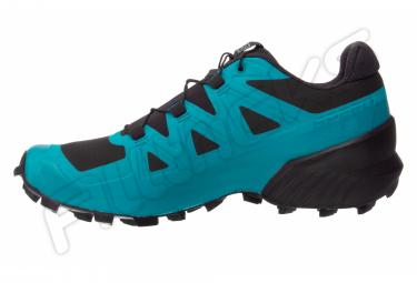 Salomon Speedcross 5 Schuhe Bleu