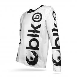 Maillot Blackbird Rebel Spirit Blanc