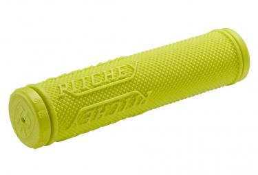 Grips Ritchey Comp TrueGrip X Jaune 125mm
