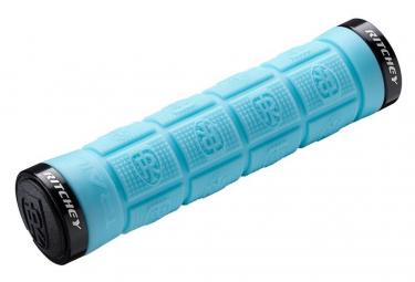 Grips Ritchey WCS Trail Locking Bleu Ciel 135mm