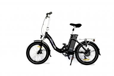 Vélo Pliant Électrique Urbanbiker MINI Shimano Tourney 6V 400 Noir 2019