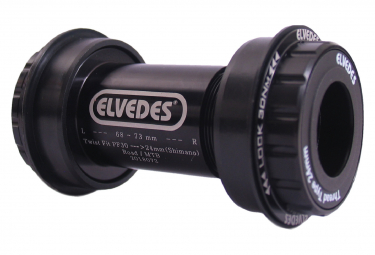 ELVEDES PRESS-FIT 30->24mm Bottom Bracket
