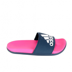 Sandale, Nu-piedNu pieds et sandales ADIDAS Adilette Bleu Rose