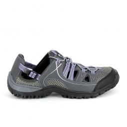 Chaussure de marcheNu pieds et sandales ELEMENTERRE Aoraki Gris Mauve