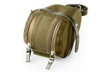 Brooks Isle of Wight Saddle Bag Small Green