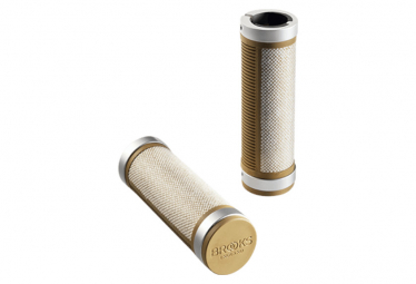 Brooks Cambium Comfort Grips   Natural   100 100mm