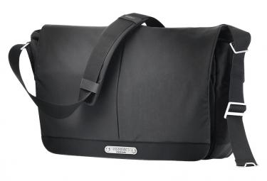 Brooks Strand Messenger Bag Black