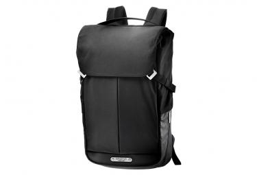 Brooks Pitfield Flap Top Backpack - Black