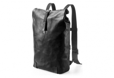 Brooks Pickwick Hard Leather Day Pack Large 26L Black