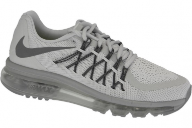Nike air max 2015 wmns 698903 010 femme sneakers gris 38 1 2
