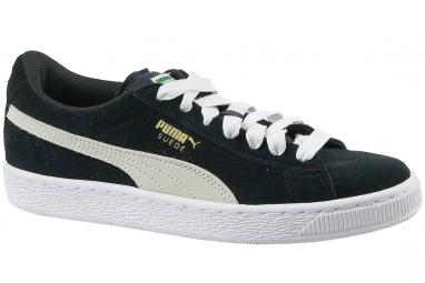 en soldes d0181 980cd Puma Suede JR 355110-01 Garçon sneakers Noir from 65.00€ instead of 0.00€