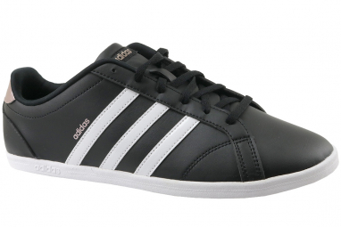 newest 1e633 f2b41 Adidas Vs Coneo Qt W DB0126 Femme chaussures de sport Noir