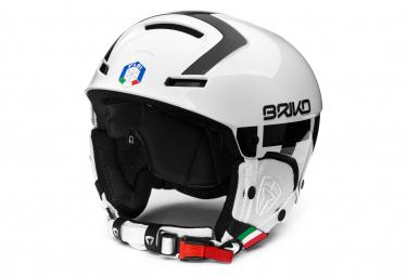 Casque De Ski Briko Faito Fisi White Black