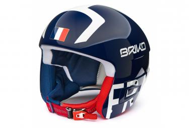 Casque De Ski Briko Junior Vulcano Fis 6.8 France Blue