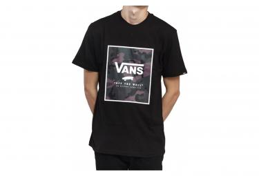 T-shirt Vans Mn Print Box Black / Camo