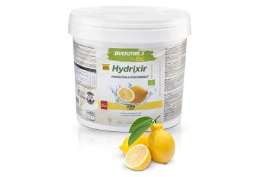 Boisson Energétique Overstims Hydrixir BIO Citron 2.5 kg