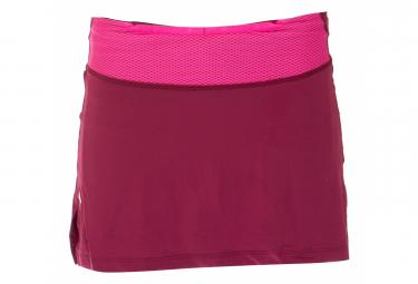 Raidlight Women's Skirt Short Trail Raider Pink