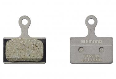 Coppia di pastiglie Shimano R sine K03TI