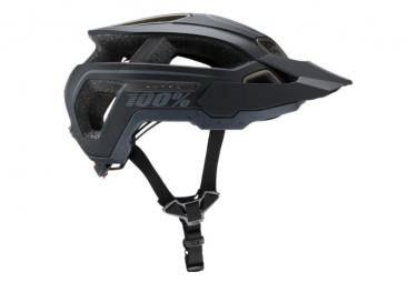 100% Altec Black All-Mountain Helmet