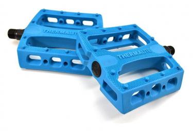 Paire de Pédales Plates Stolen Thermalite Bleu