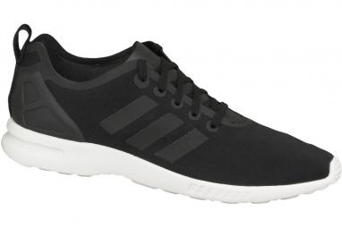 mieux aimé 2384f 7c5b5 Adidas ZX Flux Adv Smooth W S78964 Femme chaussures de sport Noir