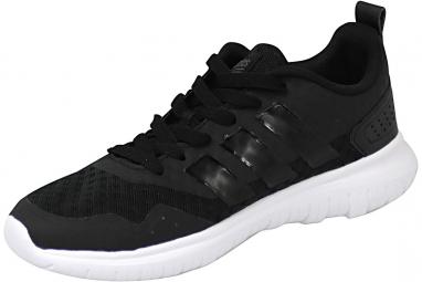 baskets noires running adidas pour femme